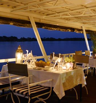 Zambezi Reflections Dinner Cruise